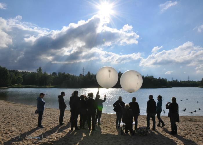 Ballonverstrooiing-texel-asverstrooiing-helium-ballon