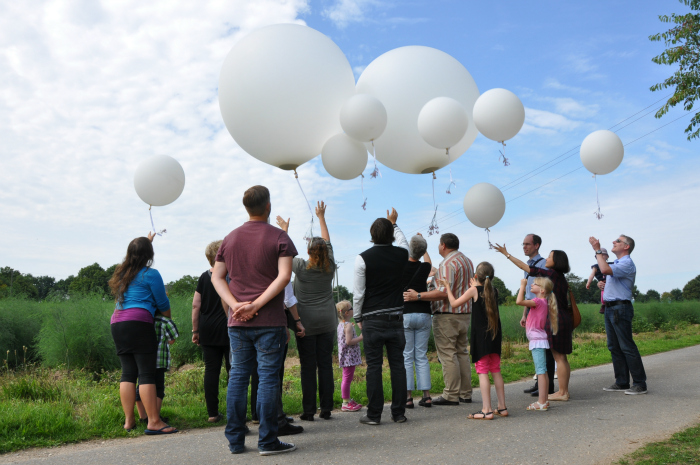 Ballonverstrooiing-Goch-Duitsland