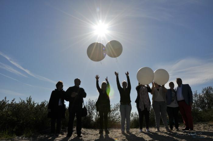 Begeleidingsballonnen-ballonverstrooiing-Quackjeswater