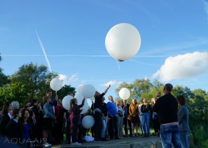 ballonverstrooiing-amsterdam-sloten-aqua-air-services