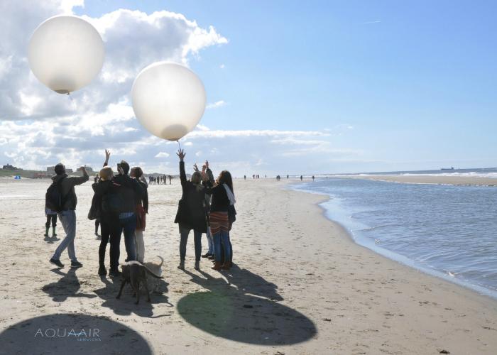 ballonverstrooiing-asverstrooiing-met-heliumballon-bergen aan-zee