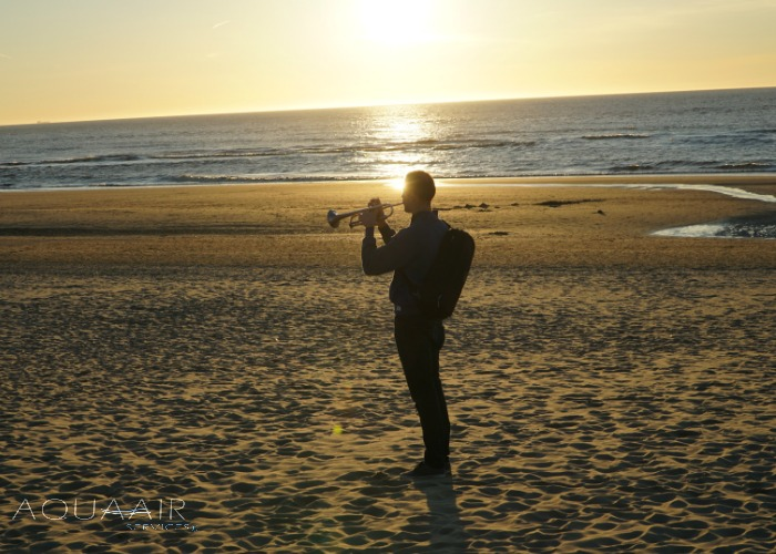 ballonverstrooiing-begeleiding-trompet-kleinzoon